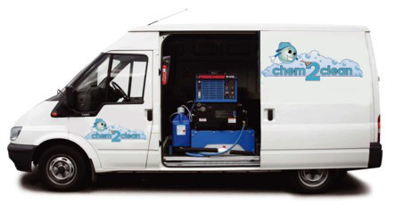 Chem2Clean Van