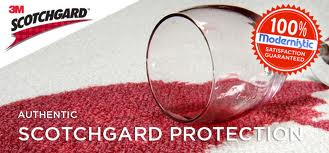scotch guard on carpets, fibre protection on carpet