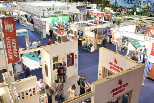 SelfBuild & Improve your home show Citywest